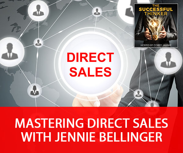Mastering Direct Sales with Jennie Bellinger