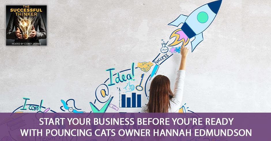 TST 29 | Starting A Business